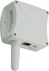 Temperaturtransmitter för nätverk