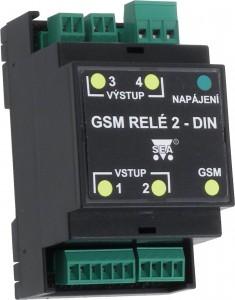 Fjärrstyrning - GSM-styrning