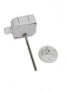 Temperaturgivare för ventilationskanal