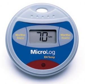 EC650A Temperatur och fuktlogger